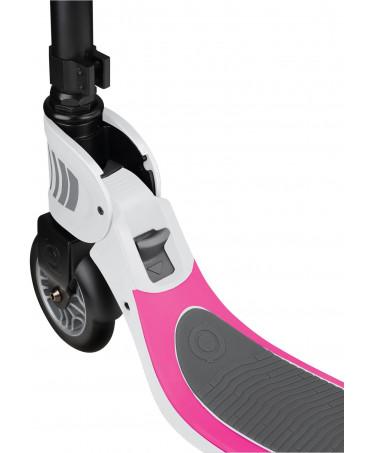 Globber Kolobežka Flow 125 skladacia White pink