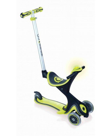 Globber Kolobežka GO-UP COMFORT PLAY Lime Green