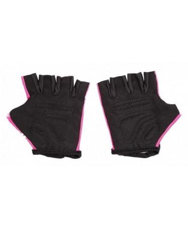Globber Toddler detské ochranné rukavičky XS -flowers pink