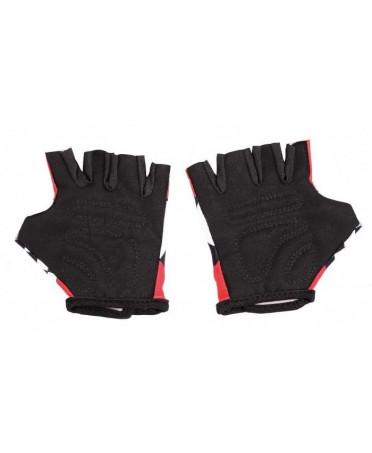Globber Toddler detské ochranné rukavičky XS - racing red