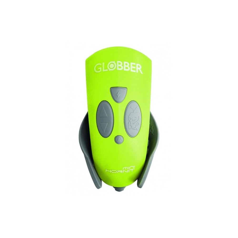 Globber Mini Hornit Svetlo + zvonček lime green