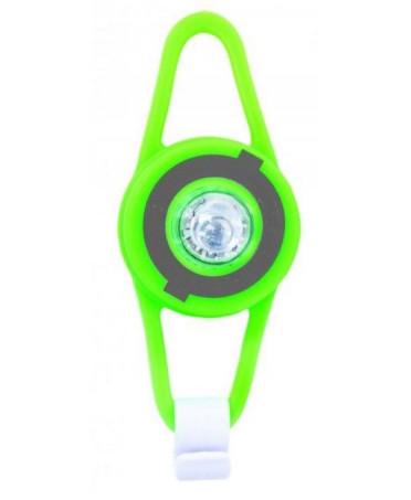 Globber LED svetielko - neon green