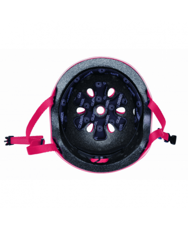 Globber detská prilba PRINTED JUNIOR racing Red XS/S (51-54 cm)