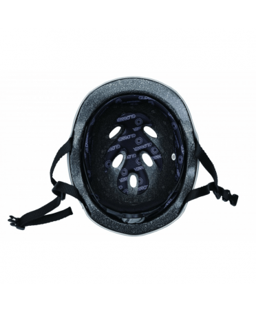 Globber prilba pre dospelých ADULTS Lead Grey L(59-61 cm)