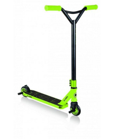 Globber Freestyle Kolobežka STUNT SCOOTER GS 540 Black / Green