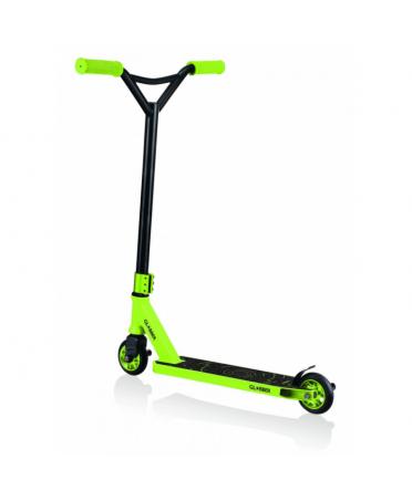 Globber Freestyle Kolobežka STUNT SCOOTER GS 540 Black / Green