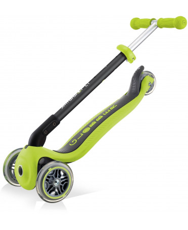 Globber Kolobežka Go Up Foldable Plus Lime Green