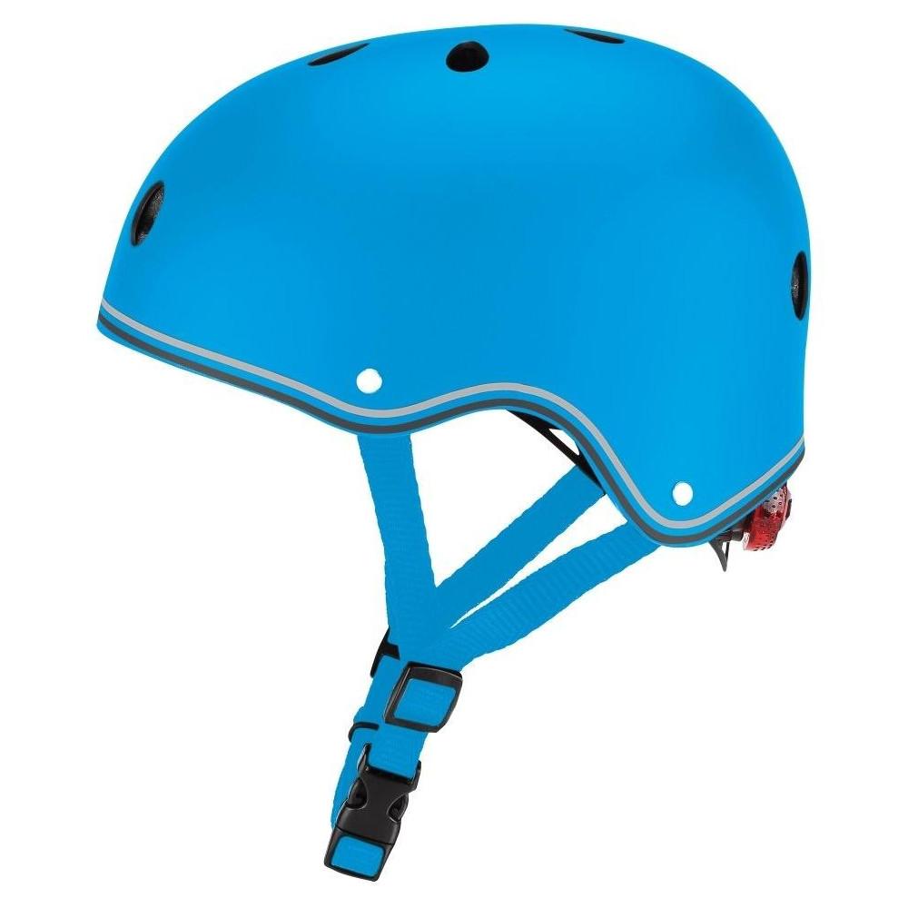 Globber Detská helma Primo Lights Sky Blue XS/S