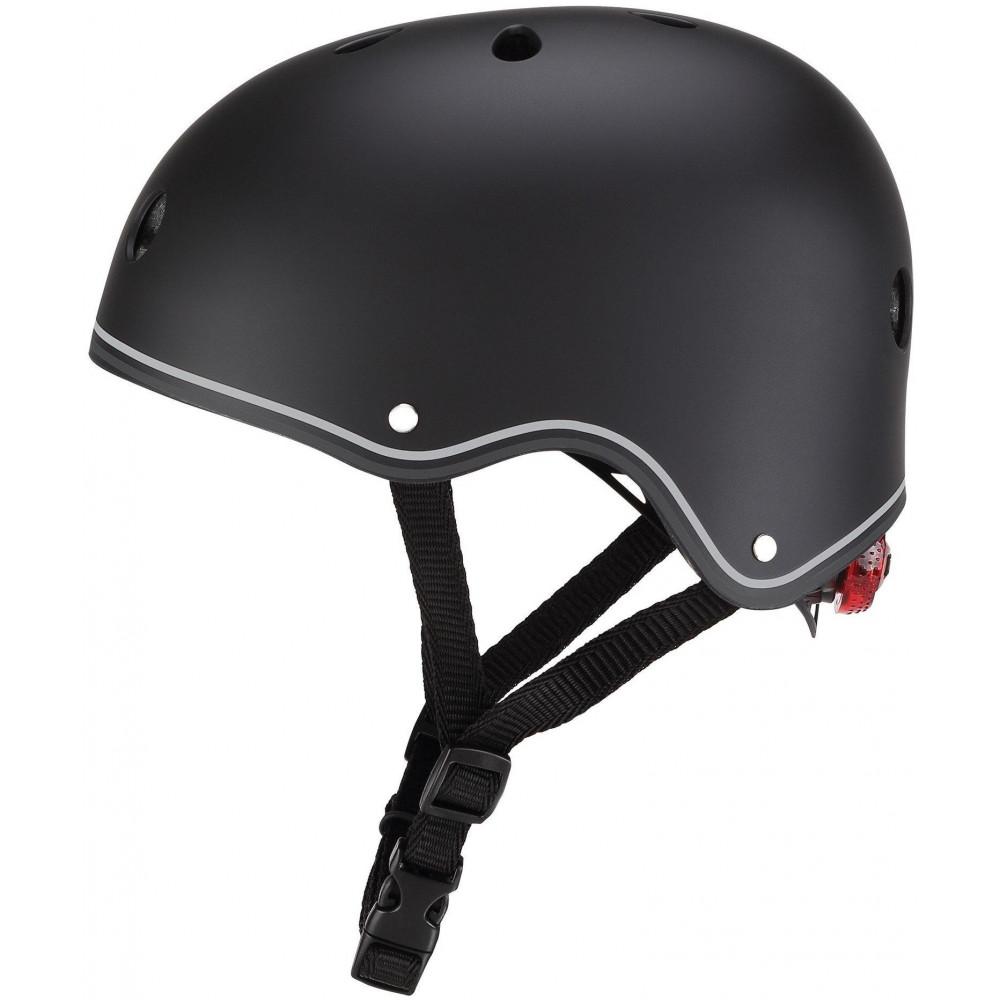 Globber Detská helma Primo Lights Black XS/S