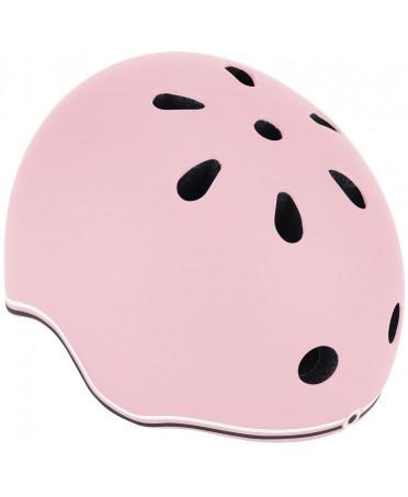 Globber Detská helma Go Up Lights Pastel Pink XXS/XS