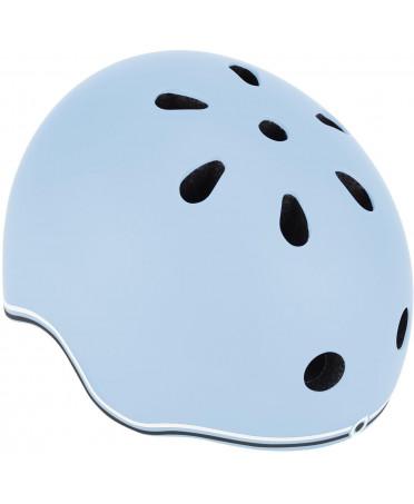 Globber Detská helma Go Up Lights Pastel Blue XXS/XS