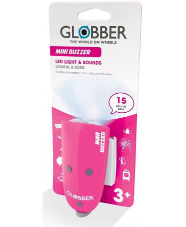 Globber Mini Buzzer Deep Pink