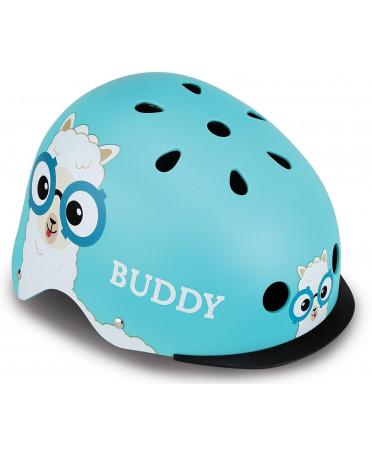 Globber Detská helma Elite Lights Sky Blue Buddy XS/S