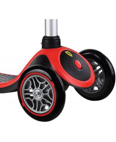 Globber Kolobežka Primo Plus Ferrari Black
