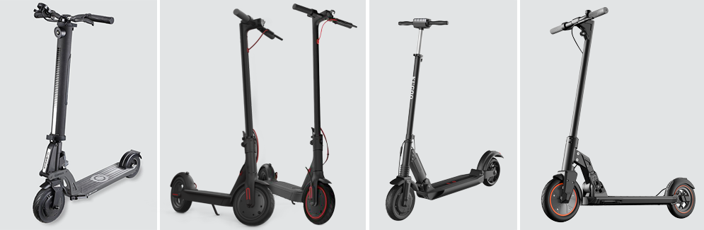 rent electric scooters